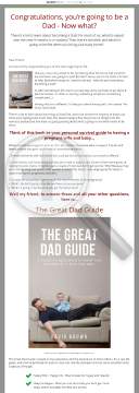 The Great Dad Guide preview. Click for more details