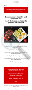 The Keto Diet Cookbook Is A Collection Of 60+ Delicious Recipes preview. Click for more details