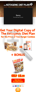 The Ketogenic Diet Plan preview. Click for more details