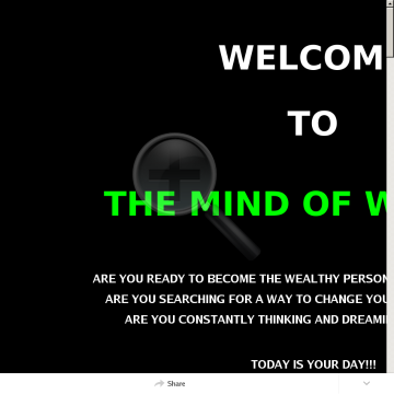The Mind Of Wealth preview. Click for more details