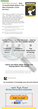 The New Financial Know-how With - 75% Commissions preview. Click for more details