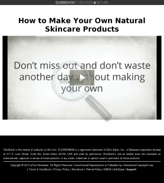 The Only 5 Essential Oils That You Need To Make Natural Skincare preview. Click for more details