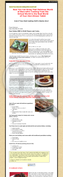 The Original And Strictly Unofficial Tauren Chef Cookbook! preview. Click for more details