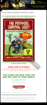 The Preppers Survival Guide 2014 - How To Protect Your Family! preview. Click for more details