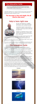 The Relaxation Suite preview. Click for more details