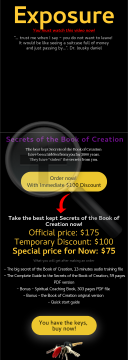 The Secrets Of The Book Of Creation preview. Click for more details
