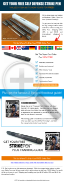 The Strikepen Is Here! preview. Click for more details