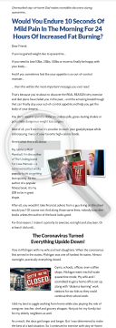 The Underground Fat Burner Supplement preview. Click for more details