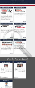 Top Selling Pitching Program With Over 40,000 Customers! preview. Click for more details