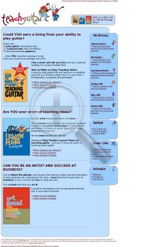 Topselling Ebooks On How To Teach Guitar preview. Click for more details