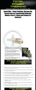 Total Power Training preview. Click for more details