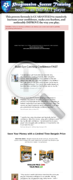 Total Soccer Confidence preview. Click for more details