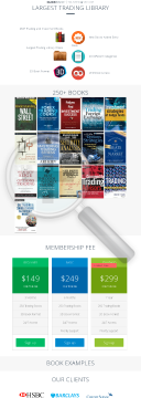 Trading Library *new Niche* - Each Sale = 120$+ Usd preview. Click for more details