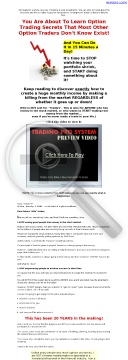 Trading Pro Systems preview. Click for more details
