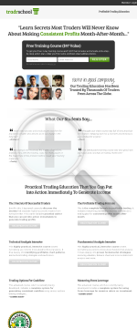 Tradrschool - Stocks & Forex Trading Education - Multiple Products preview. Click for more details