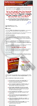 Traffic Secrets Unleashed - Pays 50%! preview. Click for more details