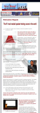 Transform Any Talk Into A Motivation Magnet preview. Click for more details