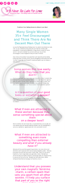 Transform Your Dating Karma To Attract Love preview. Click for more details