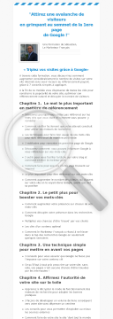 Triplez Vos Visites - La Formation SEO Simple & Efficace ! preview. Click for more details