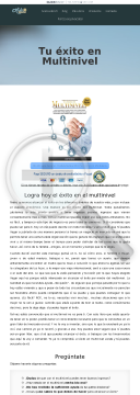 Tu Éxito Multinivel preview. Click for more details