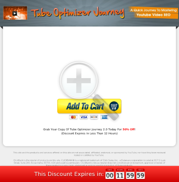 Tube Optimizer Journey 2.0 - A Quick Journey To Mastering Youtube preview. Click for more details