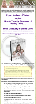Twins Double Without Trouble - Essential Guide To Surviving Twins preview. Click for more details