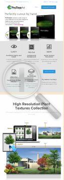 Ultimate Collection Of High-resolution Cut-out Plant Images preview. Click for more details