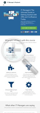 Ultimate Guide To Jira And Confluence For IT Managers! preview. Click for more details