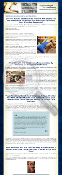 Ultimate Wrestling Strength preview. Click for more details