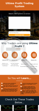 Ultime Forex Profit Trading System preview. Click for more details