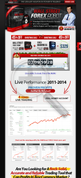 Wallstreet Forex Robot - Verified Live Proof Inside preview. Click for more details