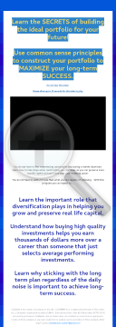 Wealth Builder System! Hot New Concise Guide To Investing! preview. Click for more details