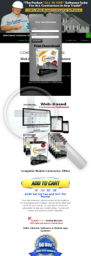 Web-based Contractor Software - Mobile Apps Included preview. Click for more details
