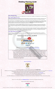 Wedding Ceremony Writing Made Easy preview. Click for more details