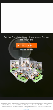 Weight Loss Mantra System- New Weight Loss Offer For June 2018 preview. Click for more details
