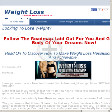 Weightloss Ebook Guide preview. Click for more details