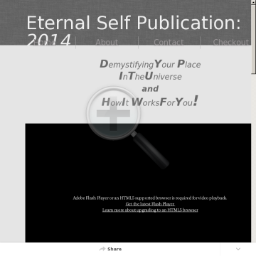 Welcome To Your Eternal Self preview. Click for more details