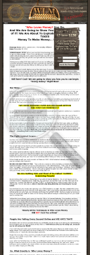 Who Loves Money - Zero Cost Marketing Strategies preview. Click for more details
