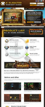 X-elerated Guides | Wow Gold & Leveling Guide Addons preview. Click for more details