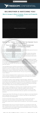 Your Gateway To A Brave New World Of Personal & Financial Freedom preview. Click for more details