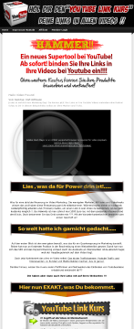 Youtube Video Link Kurs preview. Click for more details