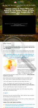 Zenmind Affirmations preview. Click for more details
