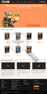Zygor Guides - Best Selling In-game Guides Since 2007 preview. Click for more details